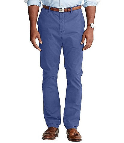 Polo Ralph Lauren Big & Tall Stretch Twill Chino Pants