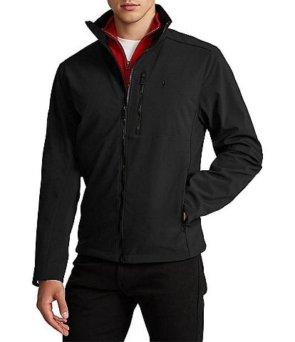 Polo Ralph Lauren Big & Tall Water-Repellent Softshell Jacket