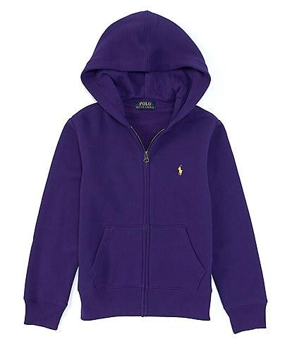 Polo Ralph Lauren Big Boys 8-20 Collegiate Fleece Zip-Up Hoodie