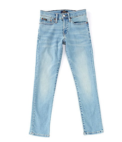 Polo Ralph Lauren Big Boys 8-20 Eldridge Skinny Stretch Denim Jeans