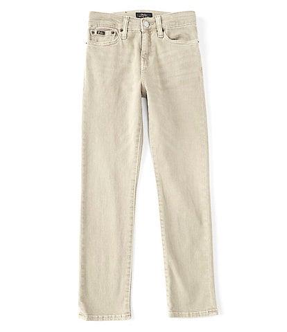 Polo Ralph Lauren Big Boys 8-20 Modern-Stretch Cohen Slim-Fit Jeans
