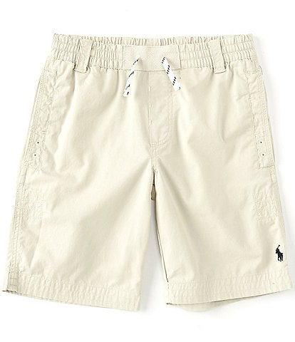 Polo Ralph Lauren Big Boys 8-20 Parachute Twill Rugby Shorts