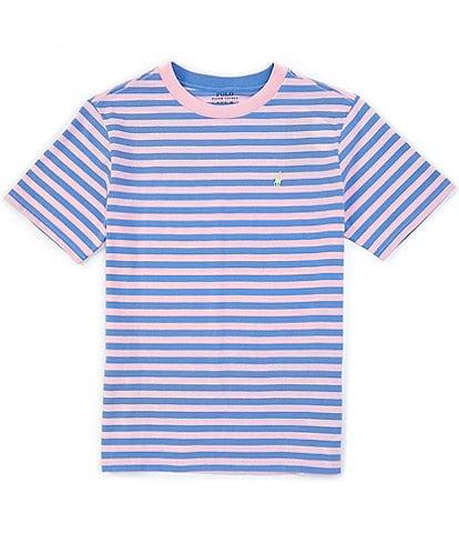 Polo Ralph Lauren Big Boys 8-20 Short-Sleeve Stripe Jersey Tee