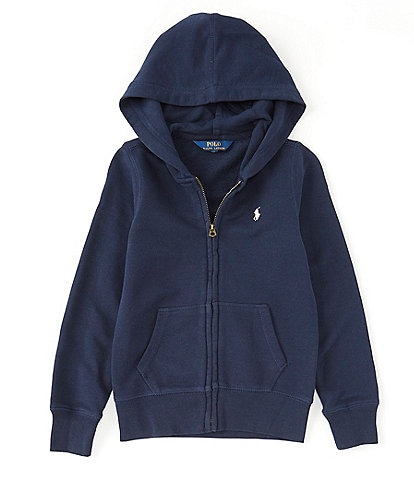 Polo Ralph Lauren Big Girls 7-16 French Terry Hoodie