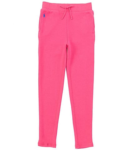 Polo Ralph Lauren Big Girls 7-16 French Terry Leggings