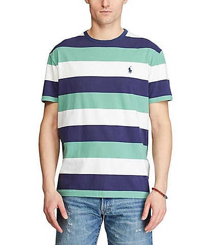 Polo Ralph Lauren Bold Stripe Short-Sleeve Tee