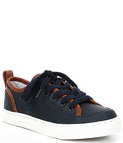 Polo Ralph Lauren Boys' Asher II Lace-Up Sneakers (Youth)