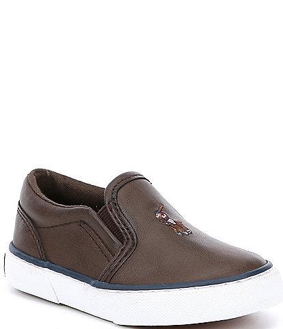 Polo Ralph Lauren Boys' Bal Harbour II Slip-On Sneakers (Infant)