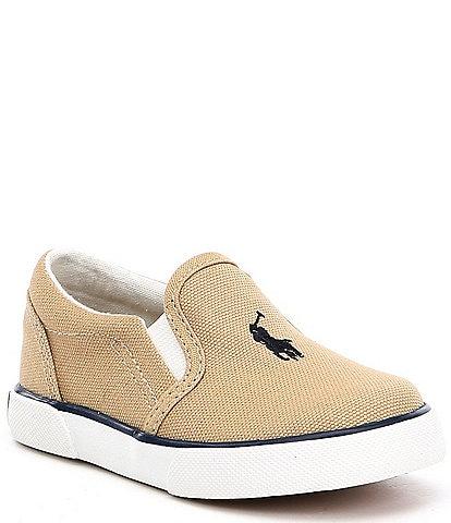 Polo Ralph Lauren Boys' Bal Harbour II Slip-On Sneakers (Toddler)