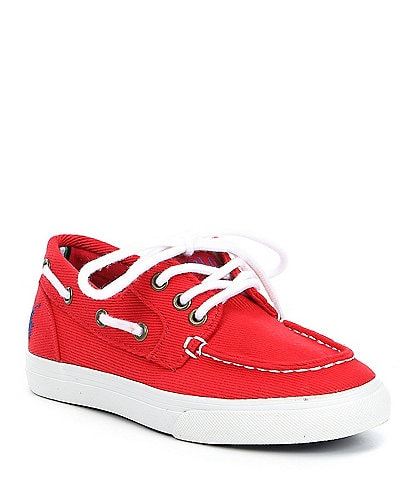 Polo Ralph Lauren Boy's Bridgeport Boat Shoe