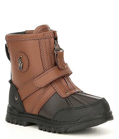 Polo Ralph Lauren Boys' Conquered Hi Boot Infant
