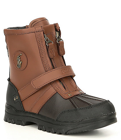 Polo Ralph Lauren Boys' Conquered Hi Boots Youth