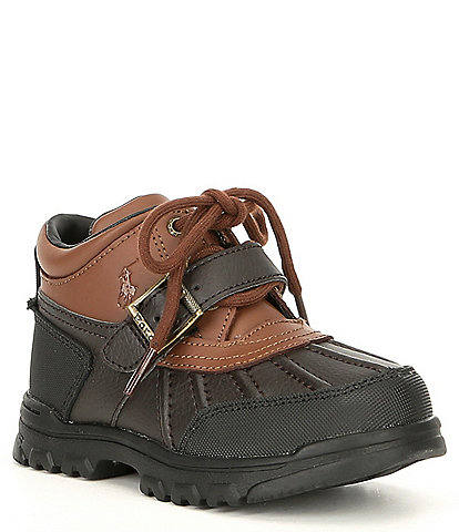 Polo Ralph Lauren Boys' Dover Boot Infant