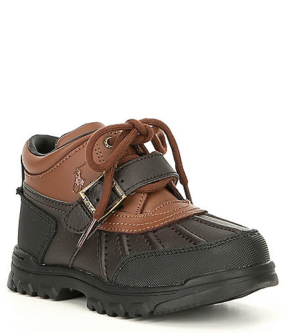 Polo Ralph Lauren Boys' Dover Boot Toddler