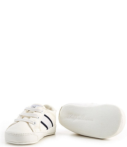 Polo Ralph Lauren Boys' Geoff Gore Sneaker Crib Shoes (Infant)