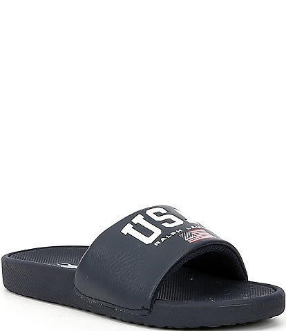 Polo Ralph Lauren Kids' Iver Slides Youth