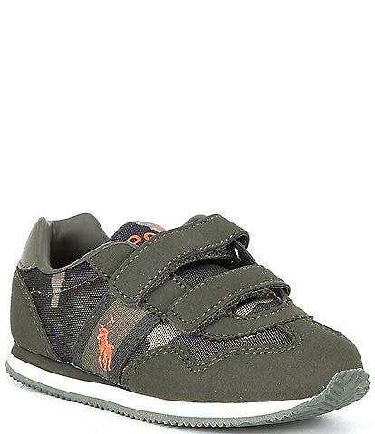 Polo Ralph Lauren Boys' Kelland EZ Camo Print Sneakers (Infant)