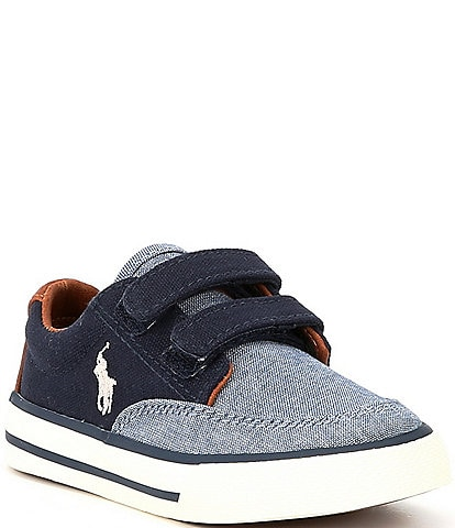 Polo Ralph Lauren Boys' Layton EZ Sneakers Infant