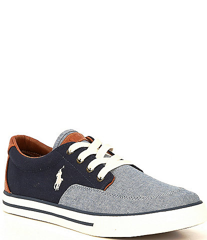 Polo Ralph Lauren Boys' Layton Sneakers Youth