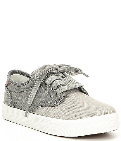 Polo Ralph Lauren Boys' Luwes Chambray and Canvas Sneakers