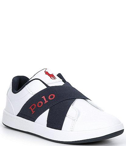 Polo Ralph Lauren Boys' Oakview II Slip-On Sneakers (Toddler)