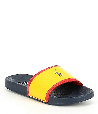 Polo Ralph Lauren Boys Quilton Slide
