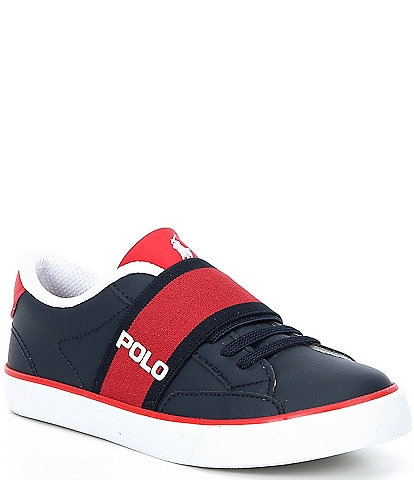 Polo Ralph Lauren Boys' Theron Slip-On Sneakers (Youth)