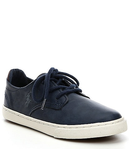 Polo Ralph Lauren Boys' Thurston Lace Up Sneaker