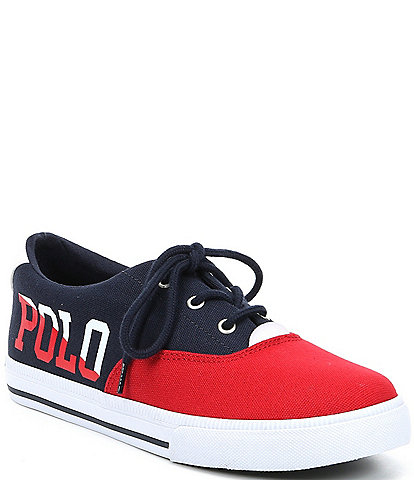 Polo Ralph Lauren Boys' Vaughn II Lace Up Sneakers (Youth)