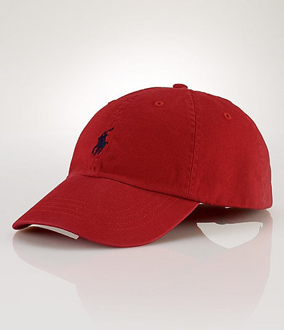Polo Ralph Lauren Classic Cotton Chino Sports Cap