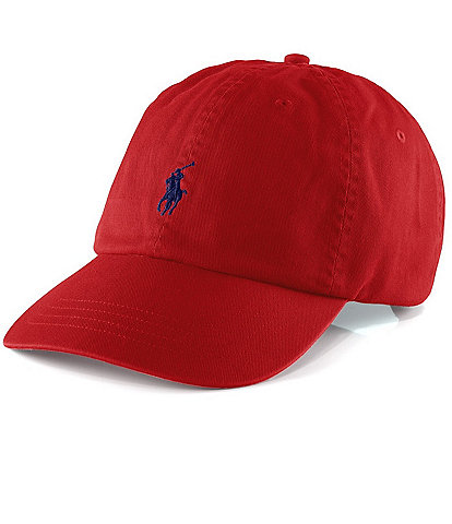 7cc7fcebd29 Polo Ralph Lauren Classic Cotton Chino Sports Cap