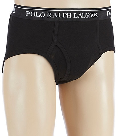 Polo Ralph Lauren Classic Fit Briefs 4-Pack