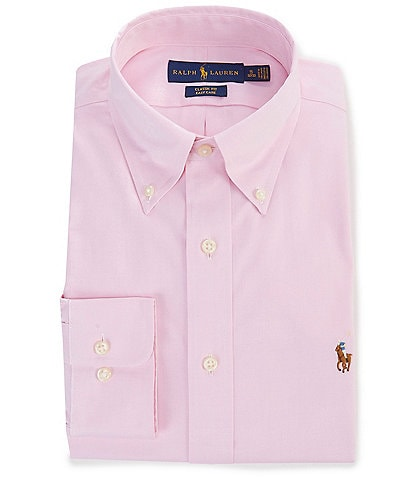 Polo Ralph Lauren Classic Fit Button-Down Collar Oxford Dress Shirt