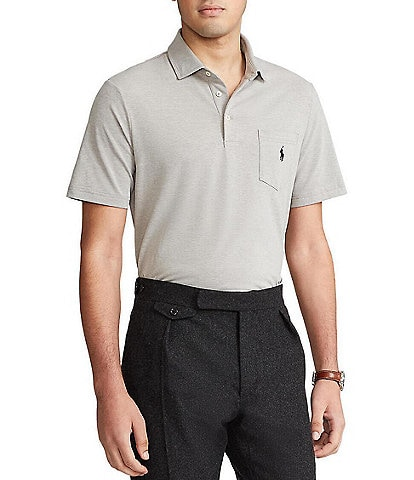 Polo Ralph Lauren Classic-Fit Performance Stretch Short-Sleeve Polo Shirt