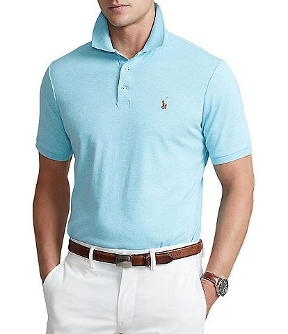 Polo Ralph Lauren Soft Cotton Short-Sleeve Polo Shirt