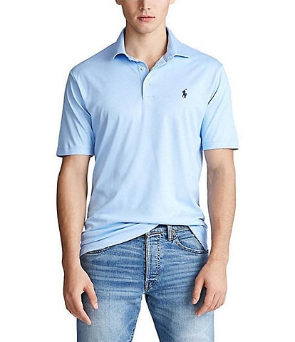 Polo Ralph Lauren Classic-Fit Soft Cotton Short-Sleeve Polo Shirt