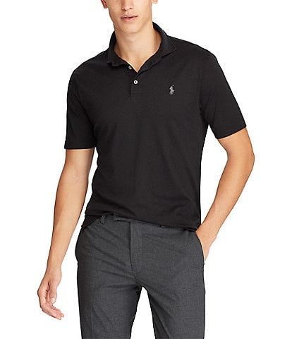 Polo Ralph Lauren Classic-Fit Soft Cotton Short-Sleeve Polo Shirt
