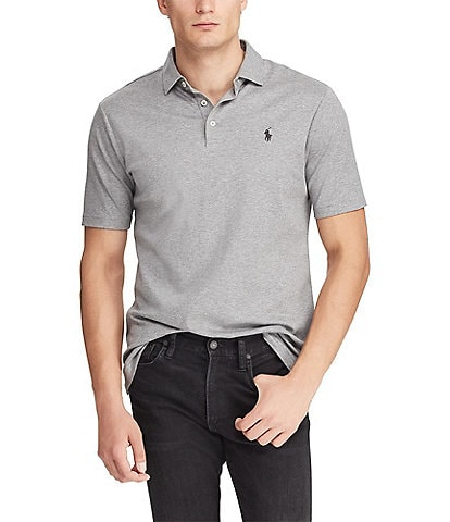 Polo Ralph Lauren Classic-Fit Soft Touch Short-Sleeve Polo Shirt