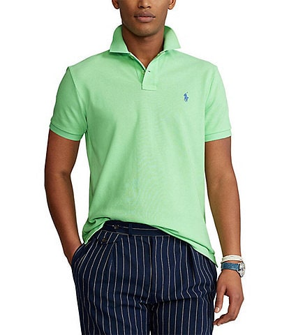 Polo Ralph Lauren Classic-Fit Solid Polo Shirt