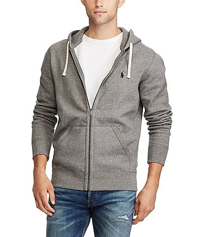 Polo Ralph Lauren Classic Solid Fleece Hoodie