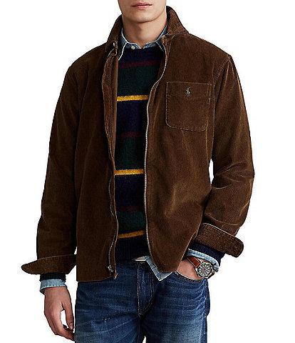 Polo Ralph Lauren Corduroy Overshirt Jacket
