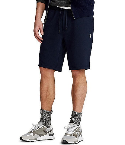 Polo Ralph Lauren Double Knit 7 3/4#double; Inseam Tech Shorts