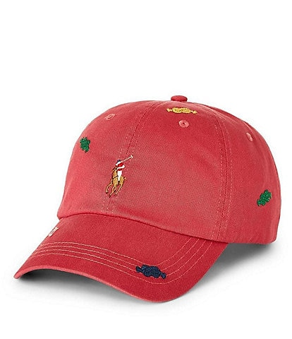 Polo Ralph Lauren Embroidered Chino Cap