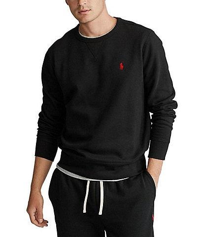 Polo Ralph Lauren Fleece Crewneck with V-Inset Sweatshirt