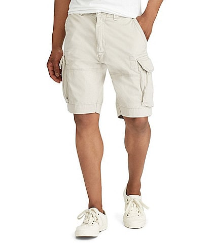 Polo Ralph Lauren Gellar 10 1/4#double; Inseam Cargo Shorts