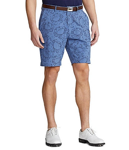 Polo Ralph Lauren Golf Classic-Fit Performance Stretch 9#double; Inseam Shorts
