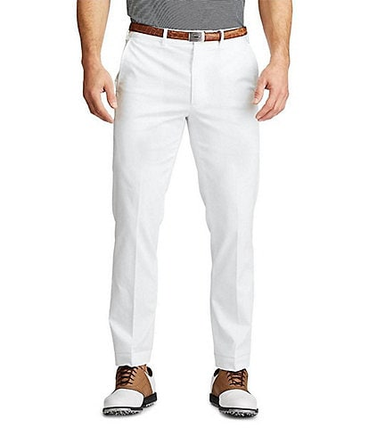 Polo Ralph Lauren Golf Tailored-Fit Flat-Front Stretch Chino Pants