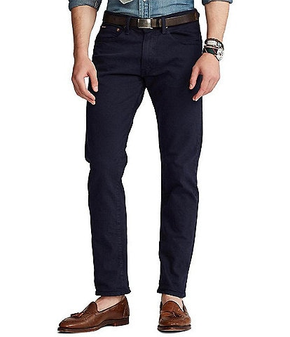 Polo Ralph Lauren Hampton Relaxed-Straight Stretch Jeans