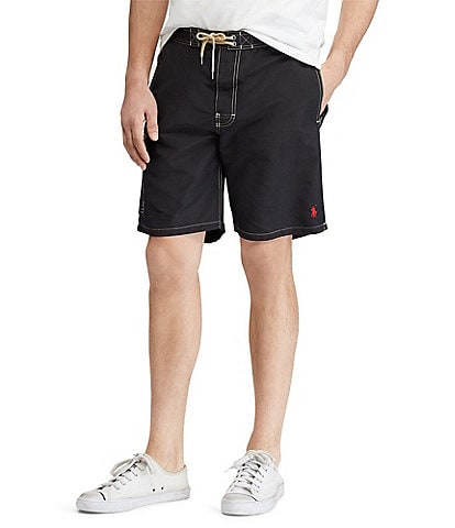 Polo Ralph Lauren Kailua 8 1/2#double; Inseam Swim Trunks