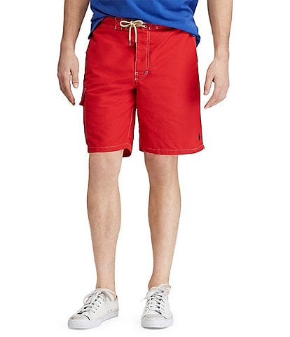 7b160d83fc Polo Ralph Lauren Kailua 8 1/2#double; Inseam Swim Trunks